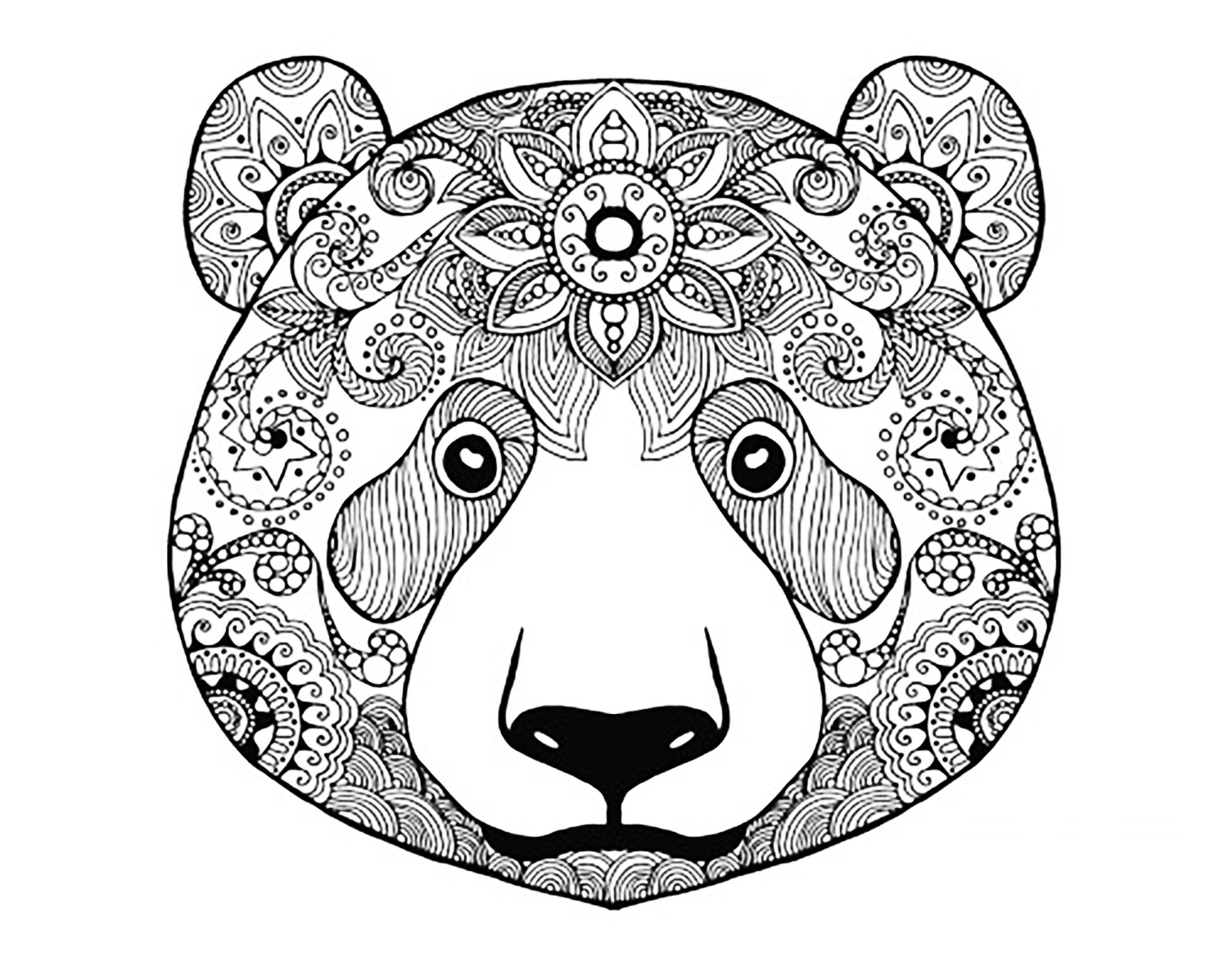 detailed animal coloring pages animal coloring pages for adults best coloring pages for animal detailed coloring pages