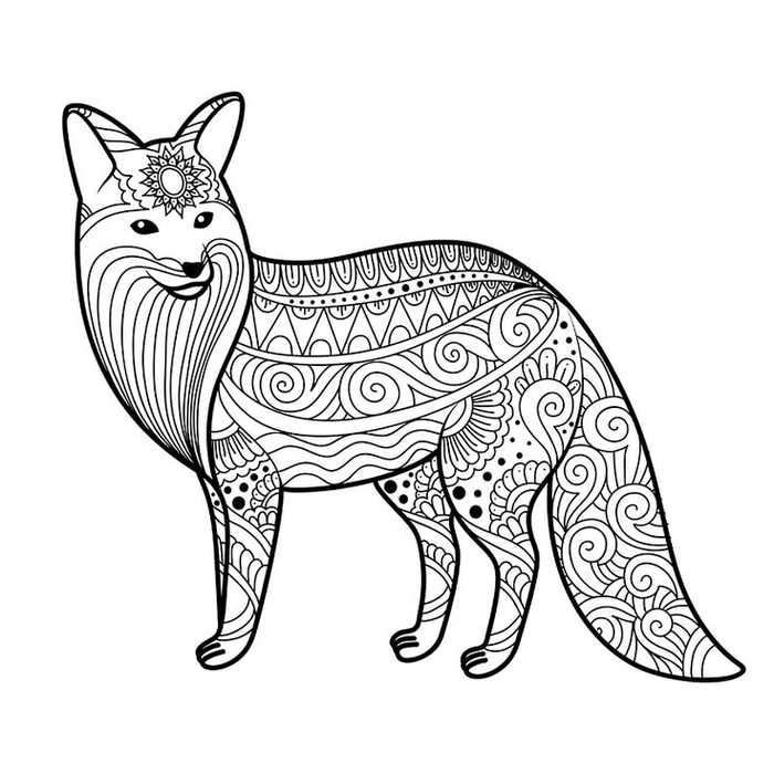 detailed animal coloring pages zoo animals coloring pages best coloring pages for kids detailed animal coloring pages