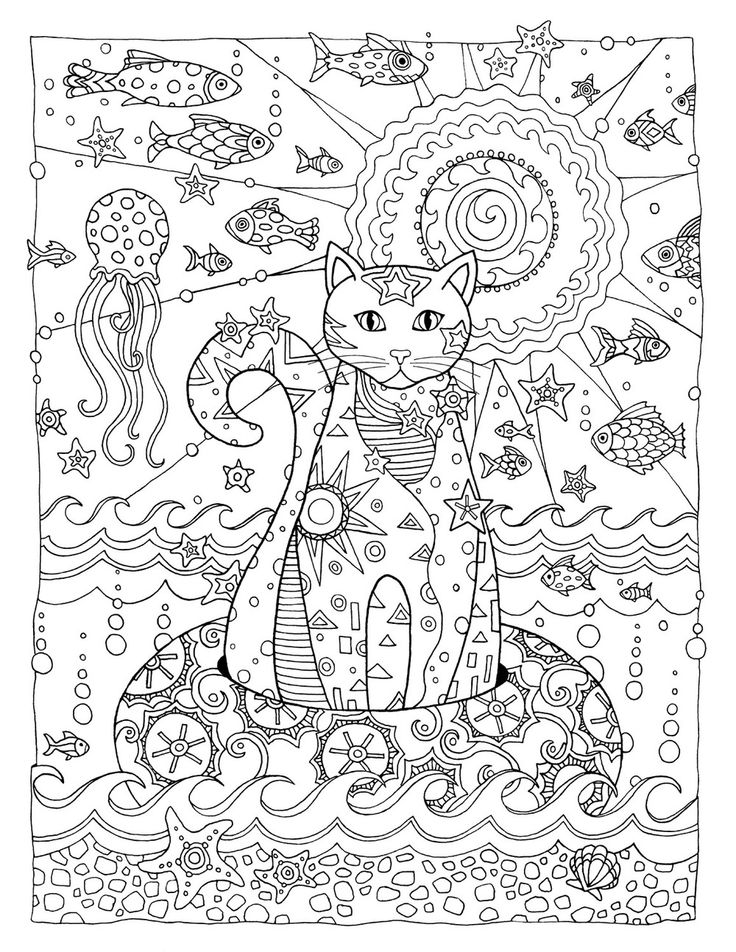 detailed cat coloring pages adult coloring pages animals best coloring pages for kids pages coloring cat detailed