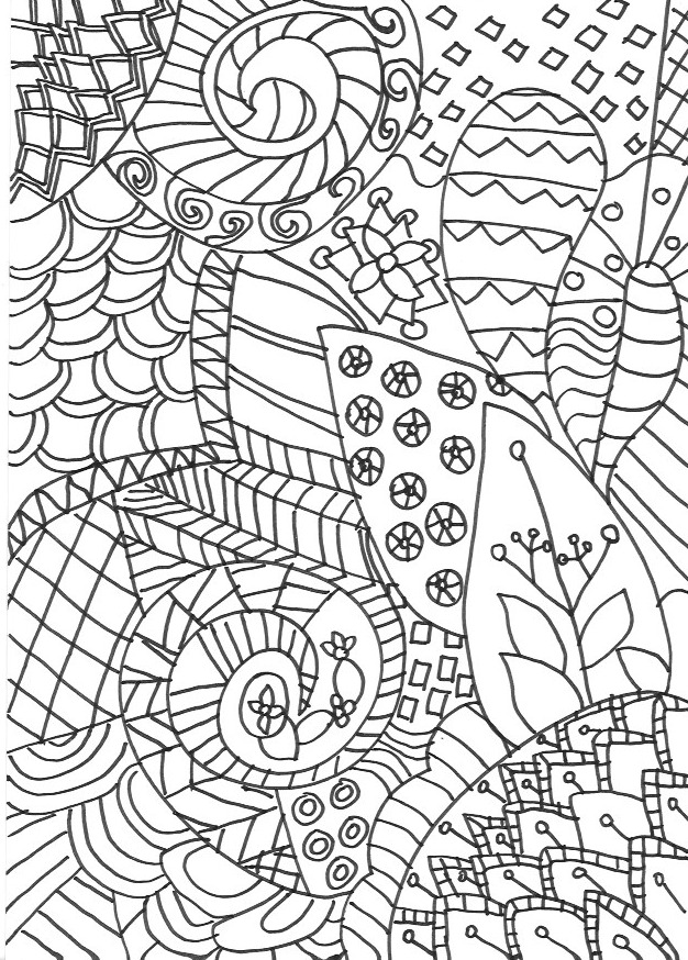 detailed coloring sheets zentangle colouring pages in the playroom coloring sheets detailed