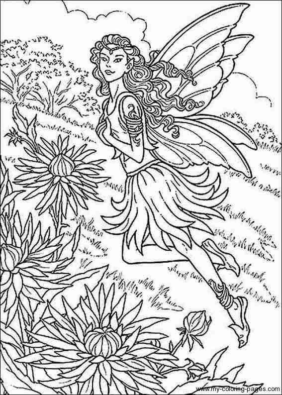 detailed complex fairy coloring pages 03 magical fairies fairy coloring book detailed pages detailed fairy complex coloring