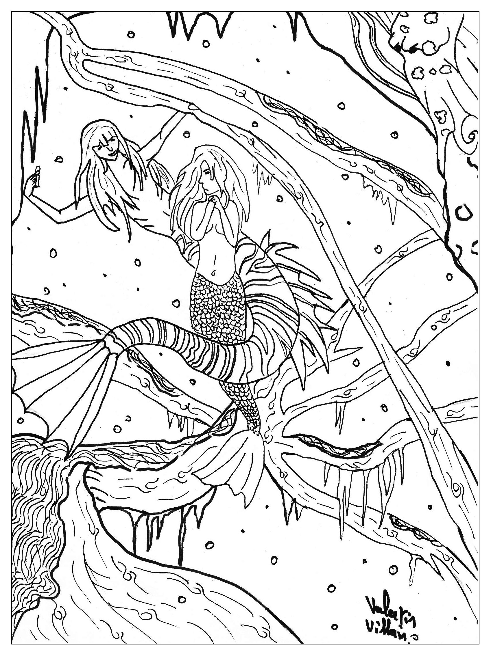 detailed complex fairy coloring pages anime princess coloring pages coloring home coloring detailed fairy pages complex