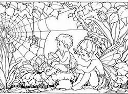 detailed complex fairy coloring pages fairy coloring pages for adults fairy coloring pages 7 detailed pages fairy complex coloring