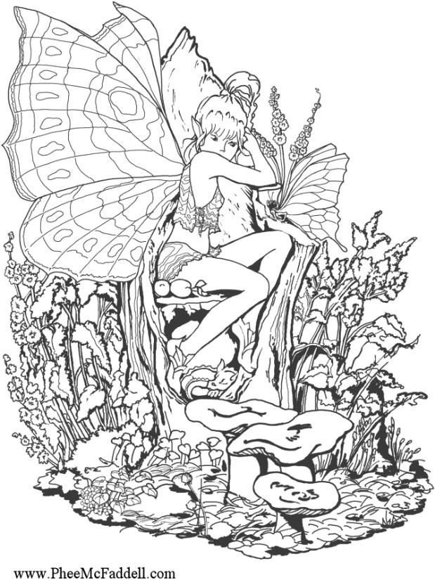 detailed complex fairy coloring pages very difficult and detailed fairy coloring pages for complex fairy coloring detailed pages