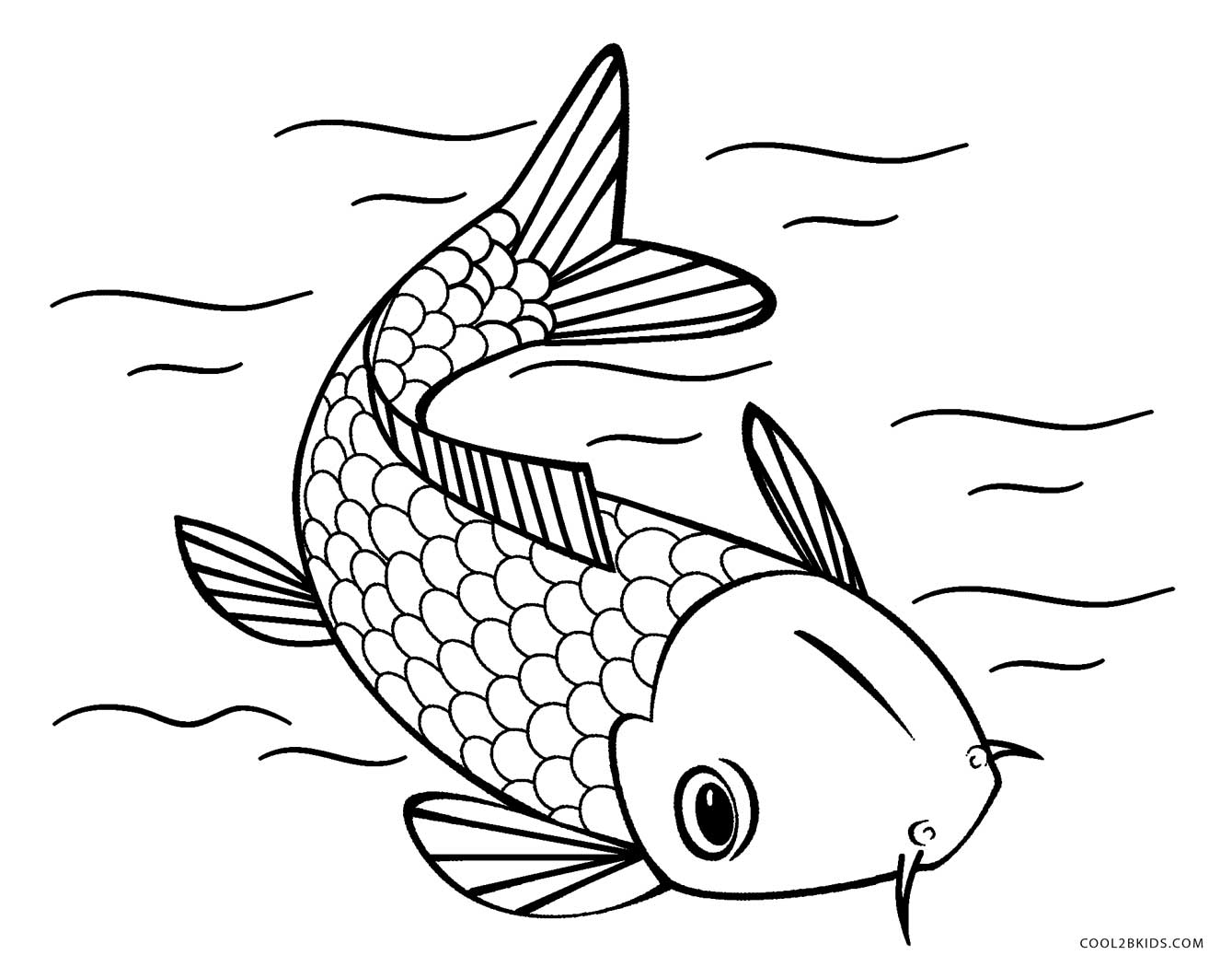 detailed fish coloring pages 24 coloring page of fish in 2020 fish coloring page detailed pages fish coloring