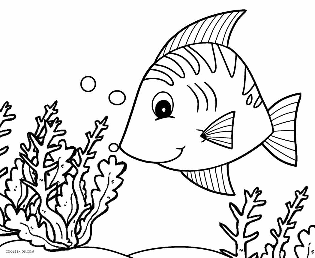 detailed fish coloring pages fish coloring colouring printable adult advanced detailed coloring detailed pages fish