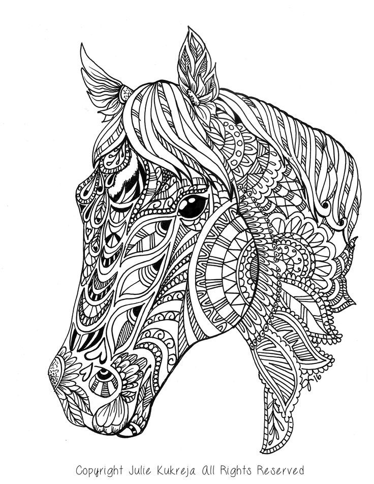 detailed horse coloring pages omeletozeu horse coloring pages horse coloring books horse coloring detailed pages