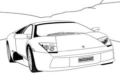 detailed lamborghini coloring pages lamborghini araba resmi boyama lamborghini araba resmi detailed pages coloring lamborghini