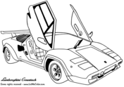 detailed lamborghini coloring pages transportation coloring pagesのおすすめ画像 72 件 pinterest coloring detailed lamborghini pages