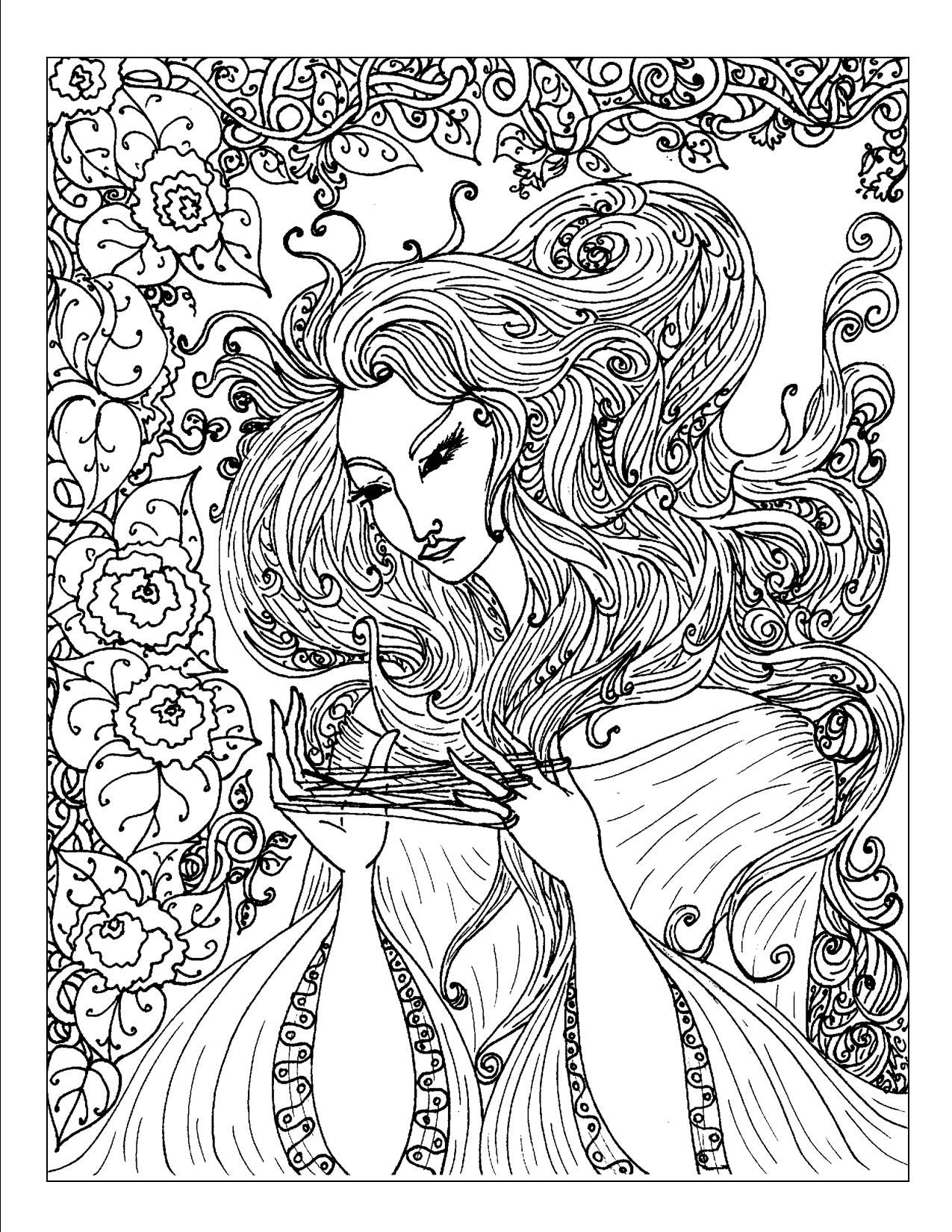 difficult coloring pages for adults difficult coloring pages for adults free printable for coloring difficult adults pages