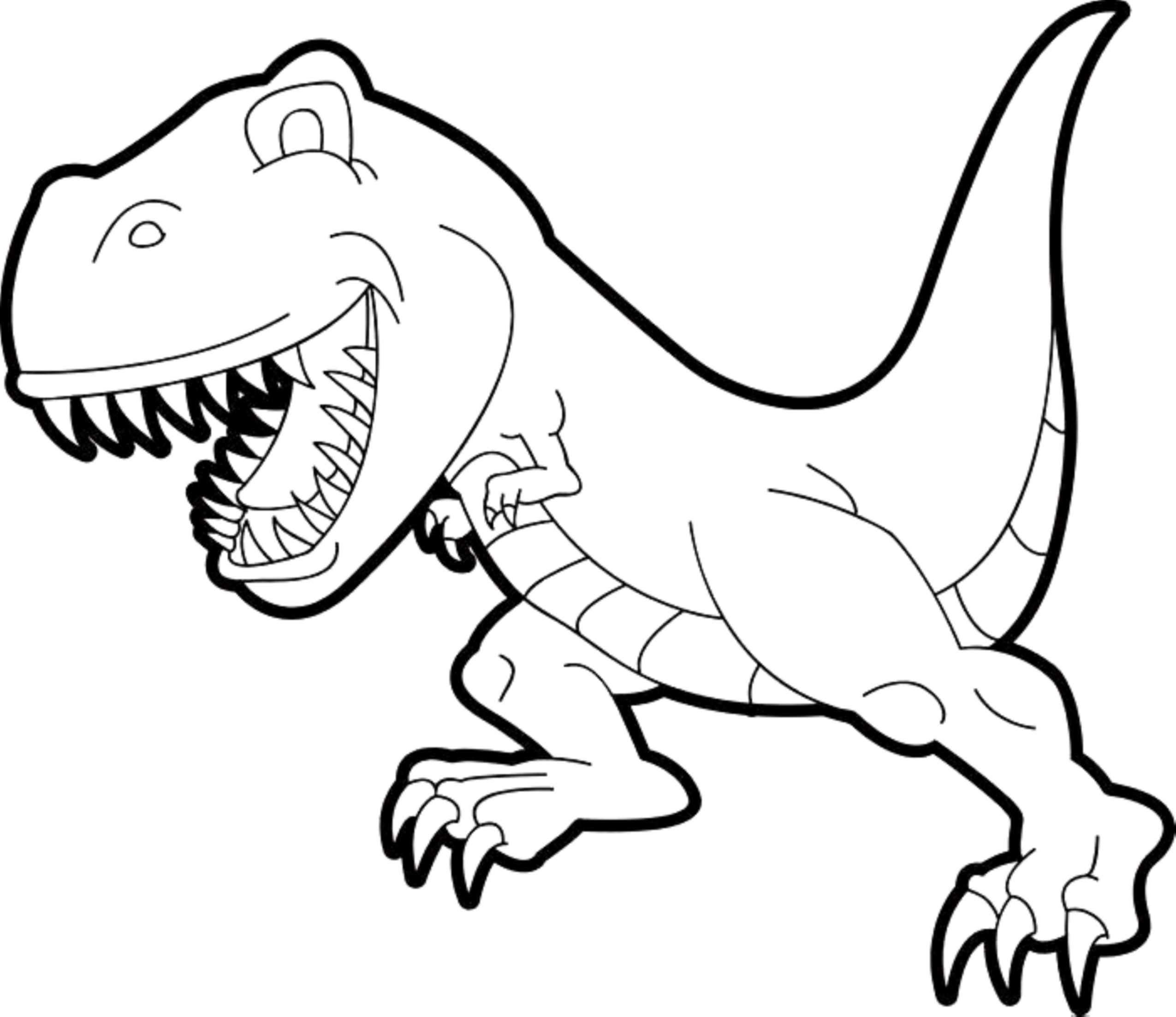 dinosaur coloring easy simple dinosaur coloring pages coloring pages to dinosaur easy coloring
