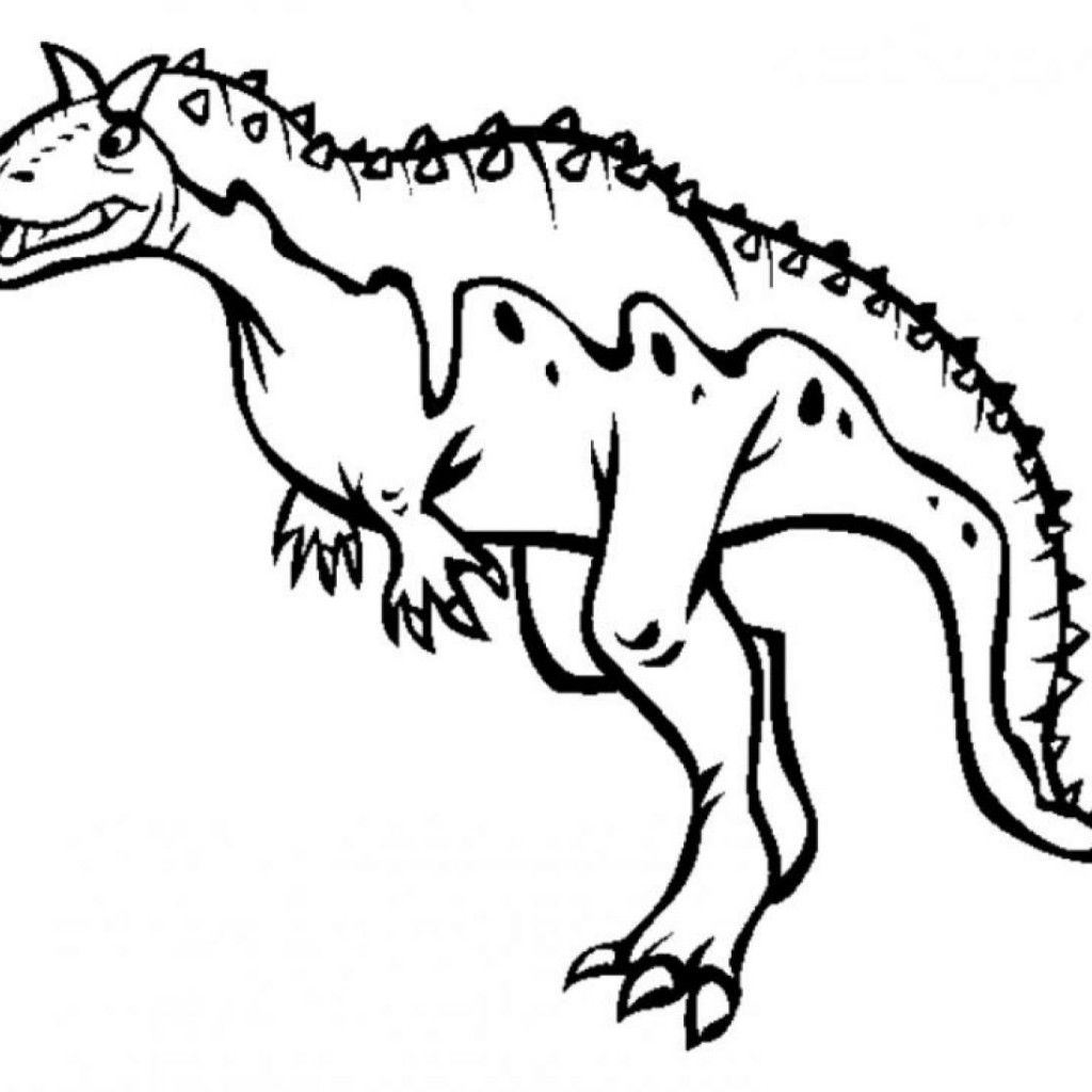 dinosaur king printable coloring pages 13 pics of dinosaur king carnotaurus coloring pages coloring dinosaur pages printable king