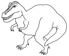 dinosaur print out coloring pages 5 fun dinosaur coloring printables diy thought dinosaur pages print out coloring