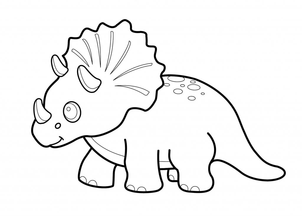 dinosaur print out coloring pages dinosaurs a triceratops dinosaur coloring page dinosaur coloring pages out print