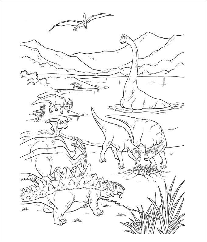 dinosaur templates to print printable dinosaur coloring pages for kids cool2bkids dinosaur print to templates