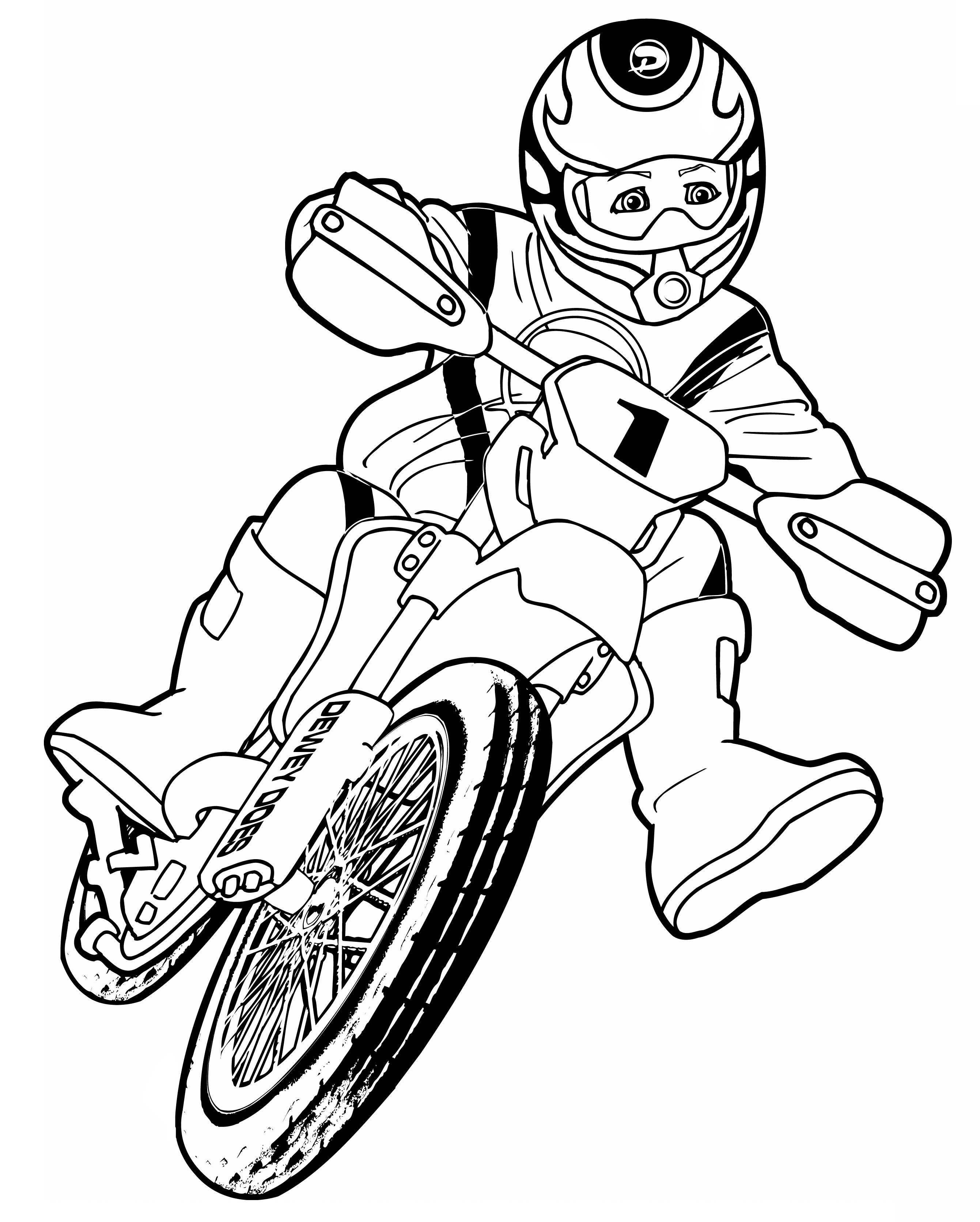 dirt bike pictures to color dirt bike coloring pages free coloring pages for kids 5 to color dirt bike pictures