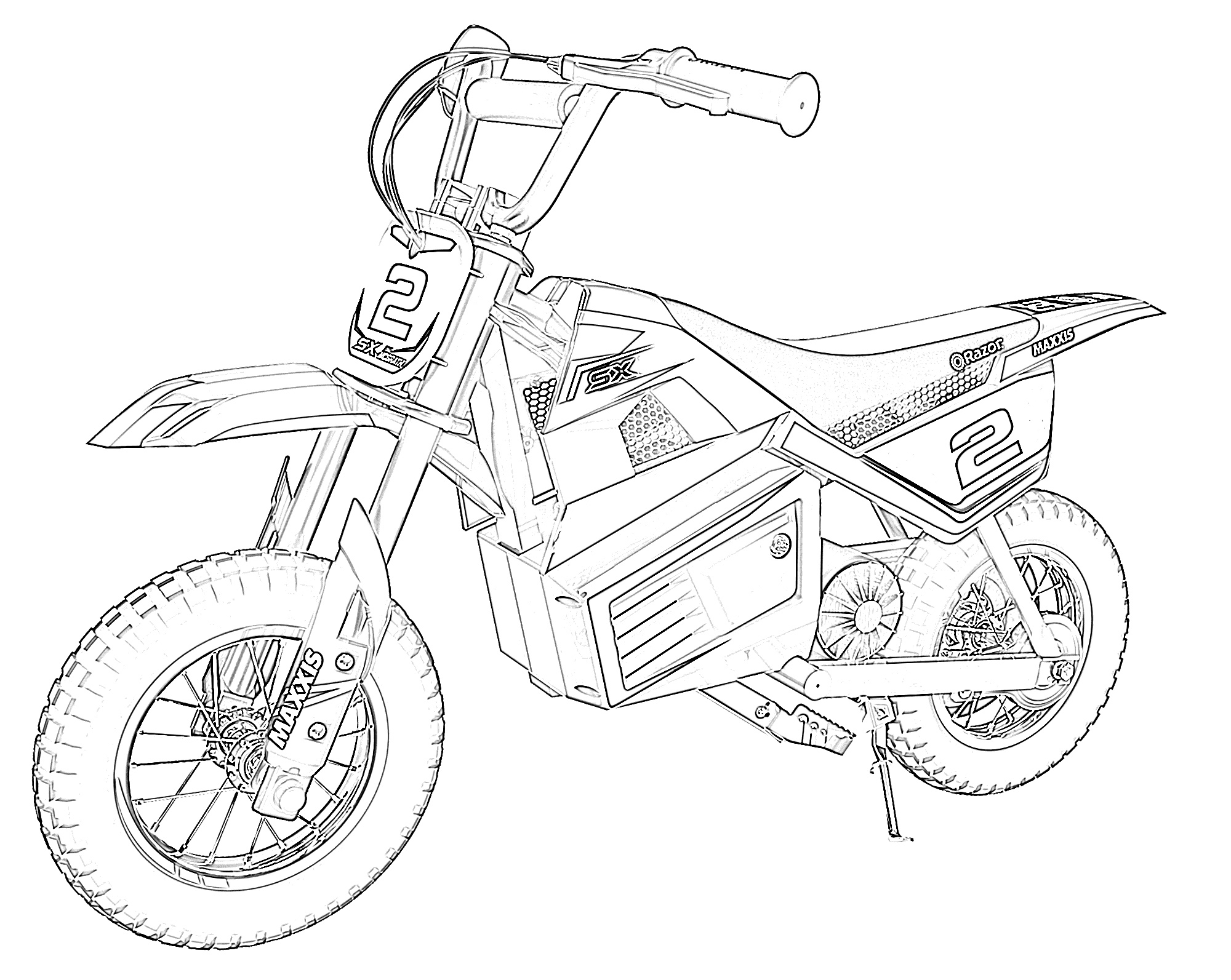 dirt bike pictures to color dirt bike colotring pages dirt color bike to pictures