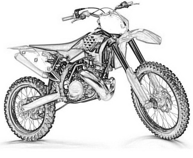 dirt bike pictures to color motocross bikes coloring pages coloring home dirt pictures bike to color