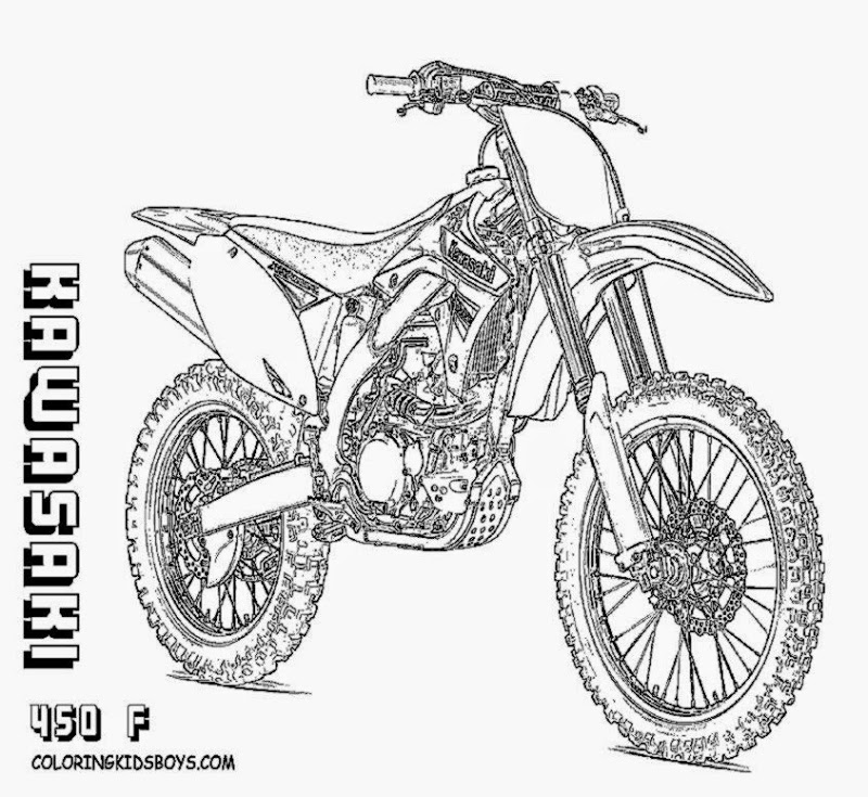 dirt bike pictures to color motocross bikes coloring pages coloring home to dirt color bike pictures