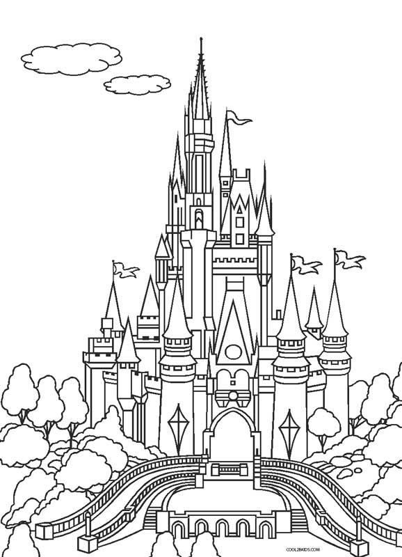 disney castle coloring pages how to rock a disney day at home gone with the twins disney castle coloring pages
