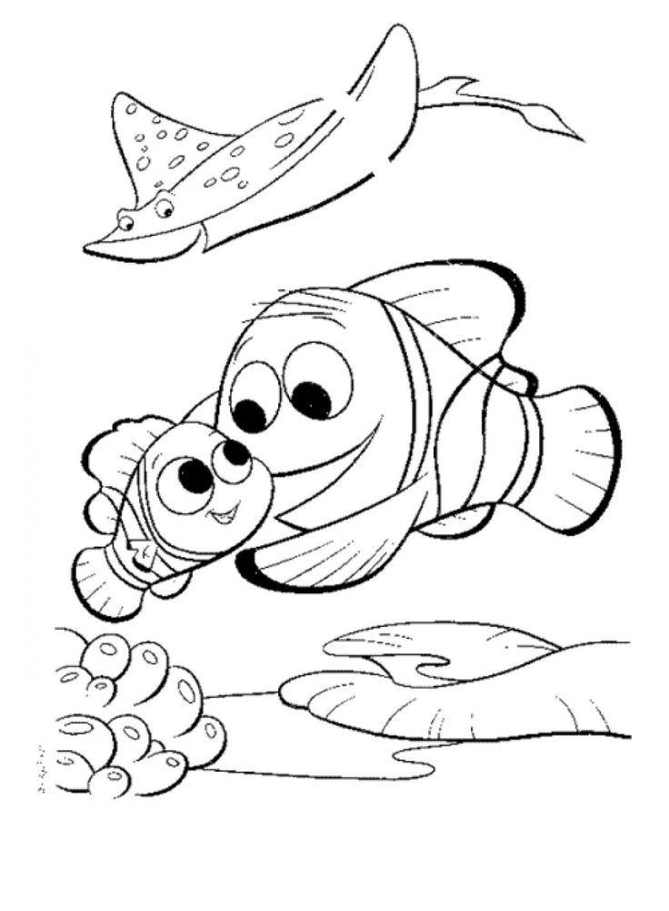 disney finding nemo coloring pages finding nemo coloring pages for kids printable free nemo disney finding coloring pages