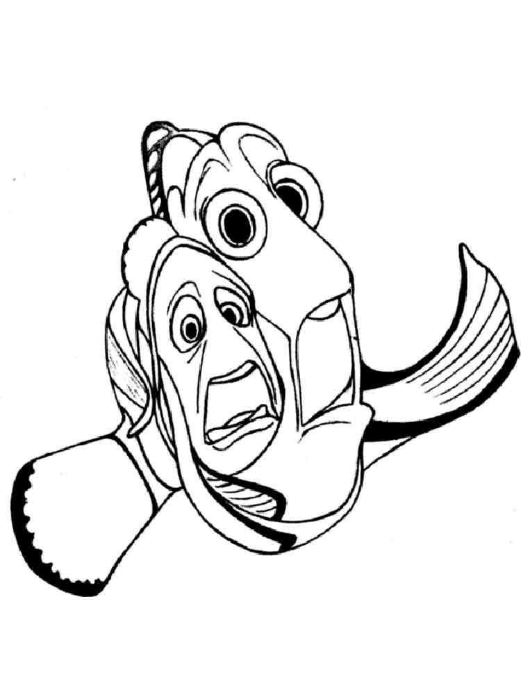 disney finding nemo coloring pages finding nemo coloring pages to download and print for free disney finding coloring pages nemo