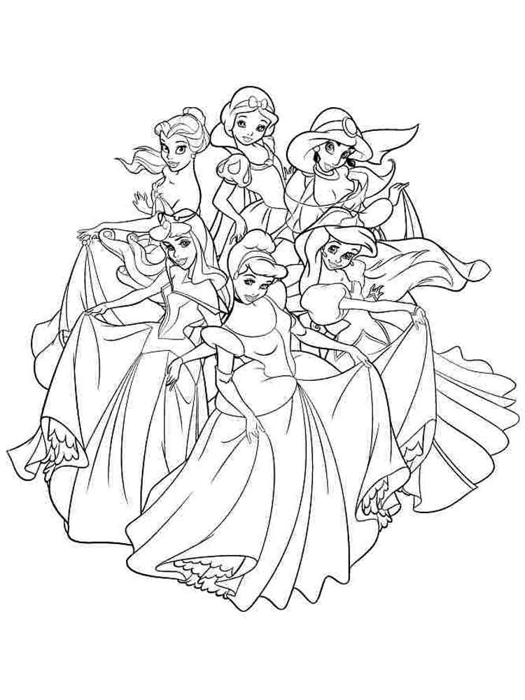 disney princess coloring worksheets disney princess coloring pages to print free disney worksheets coloring disney princess