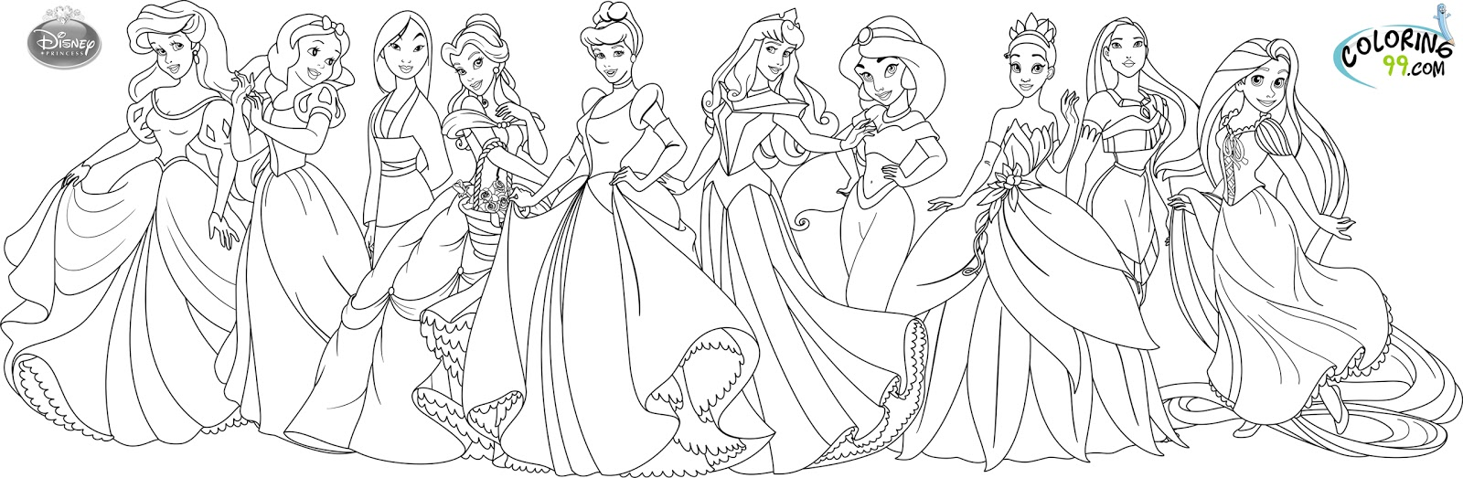 disney princess group coloring pages disney princess group coloring pages princess group disney coloring pages
