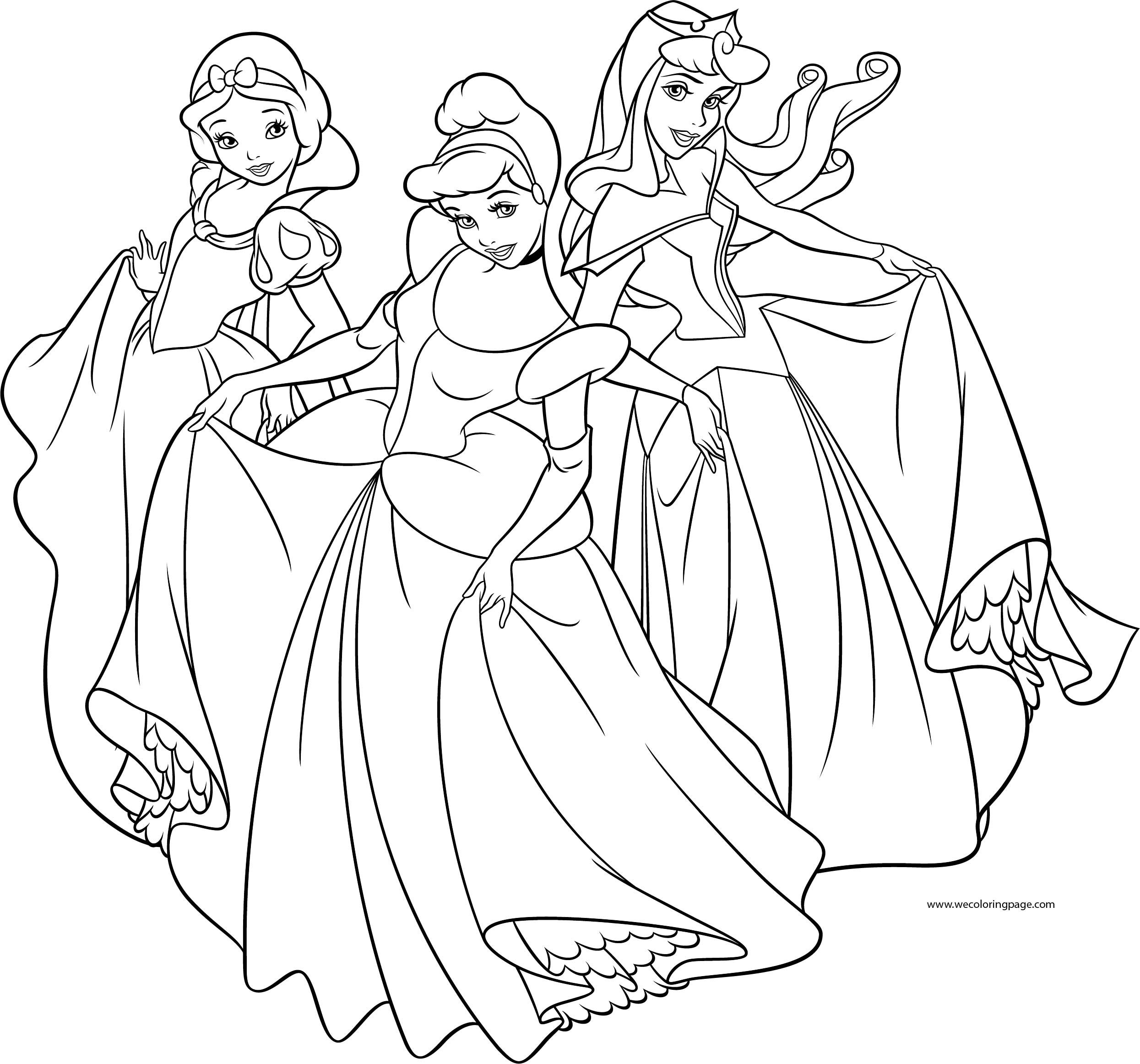 disney princess group coloring pages the group disney princess coloring page jasmine snow disney pages group coloring princess