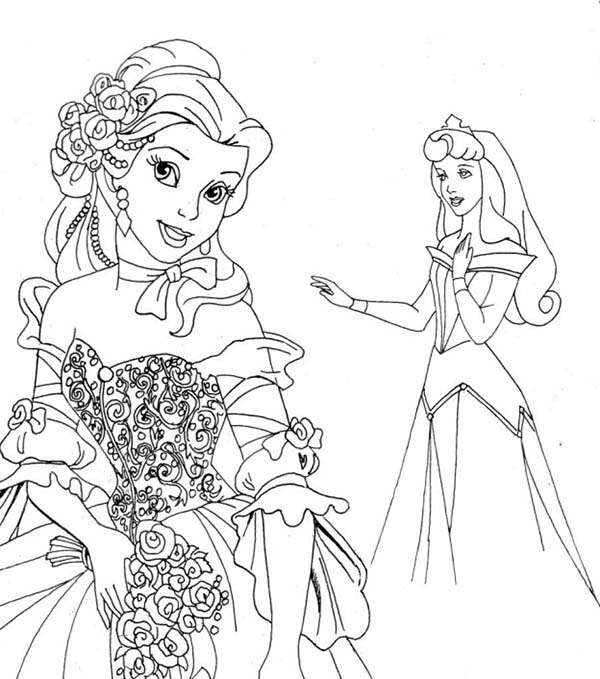 disney princess group coloring pages the princess and the frog for children the princess and pages coloring disney princess group