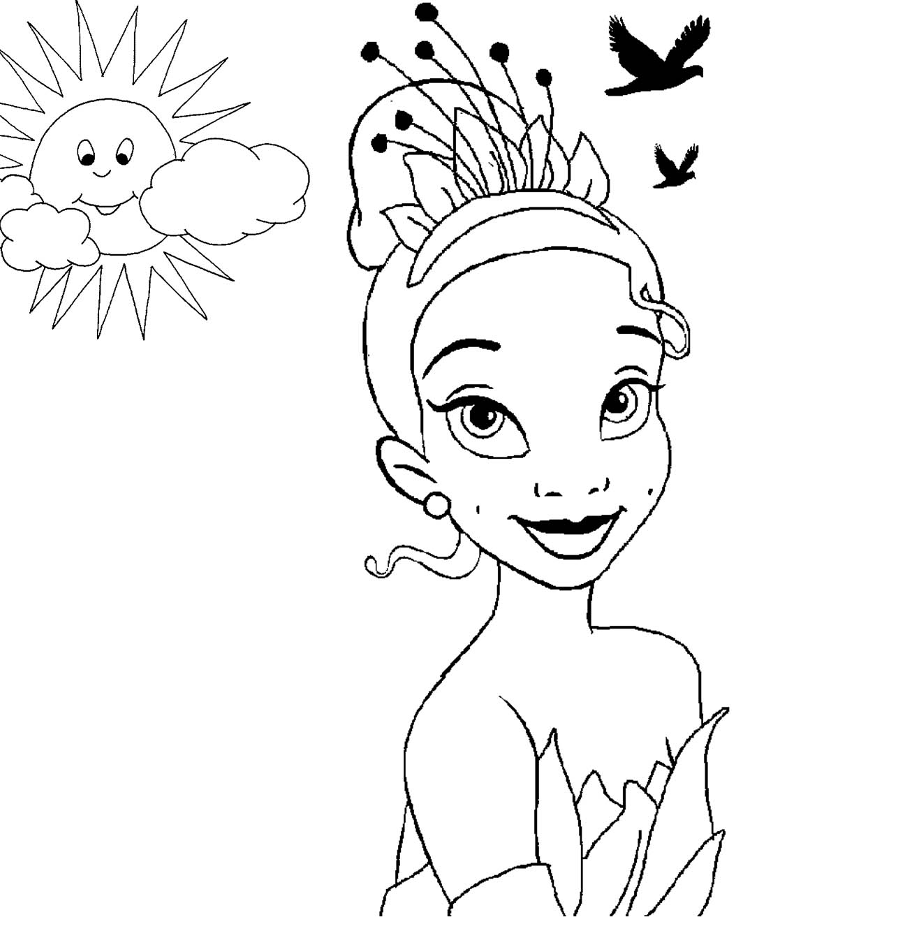 disney printable easy coloring pages disney39s moana coloring pages disneyclipscom printable coloring easy disney pages