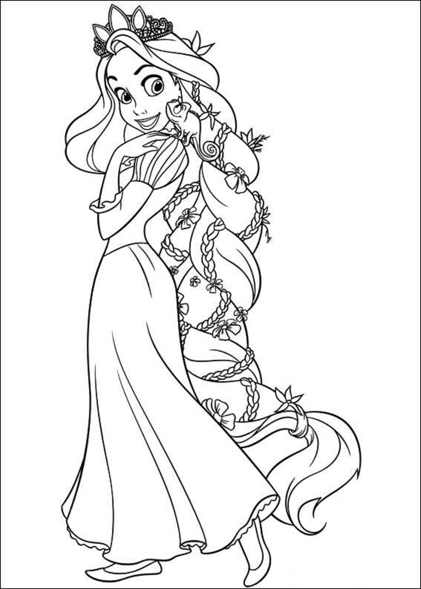 disney tangled coloring pages disney tangled coloring pages getcoloringpagescom coloring pages disney tangled