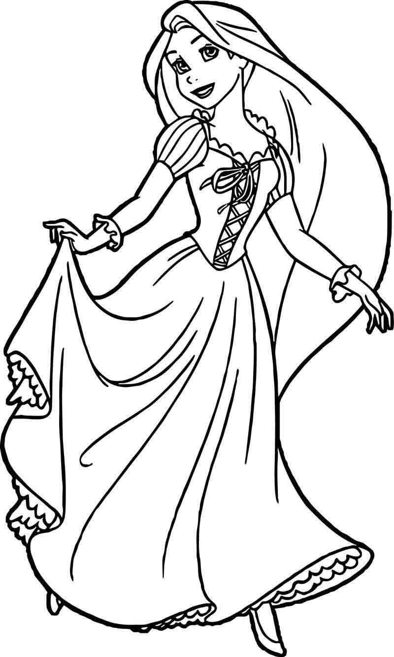 disney tangled coloring pages tangled free to color for children tangled kids coloring pages coloring disney tangled