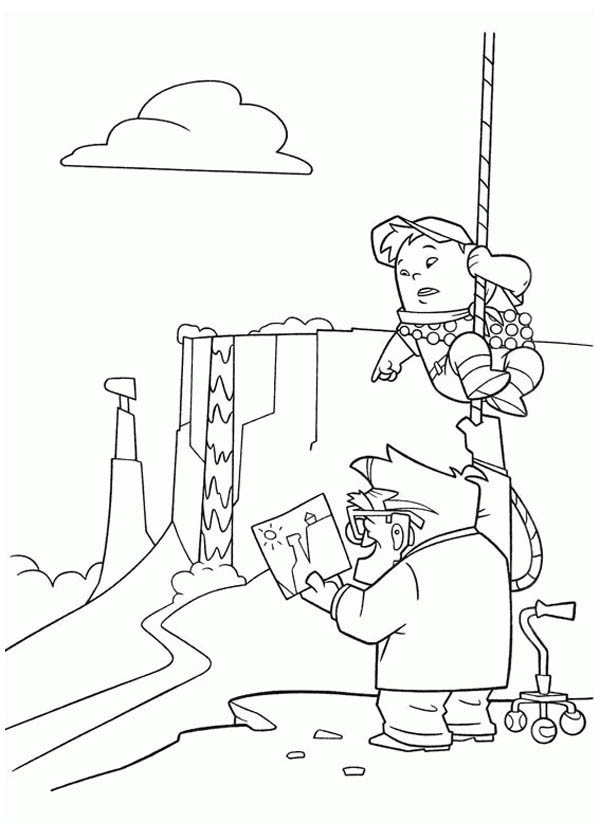 disney up house coloring pages disney movie coloring pages carl on porch 10 zoo disney pages house coloring up