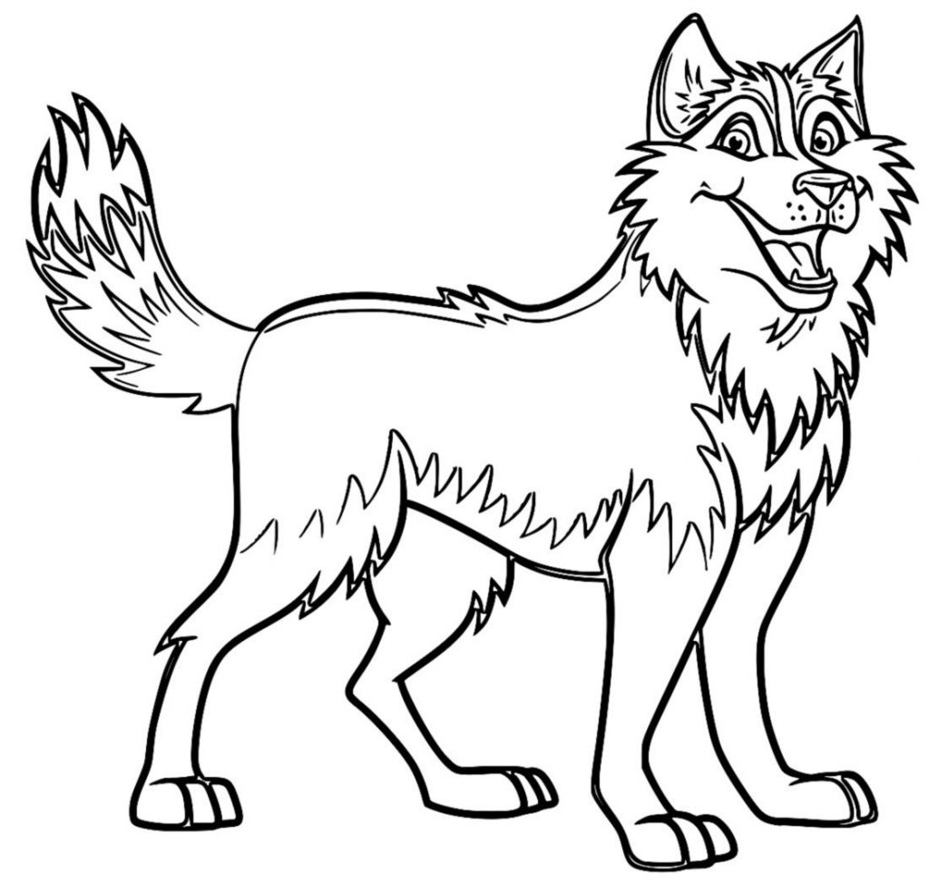 dog coloring in dog coloring pages 2018 dr odd dog in coloring