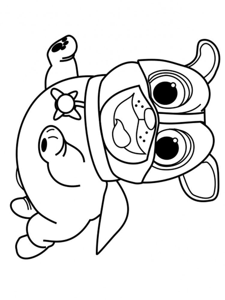 dog printables printable coloring pages puppy dog pals free to print for printables dog