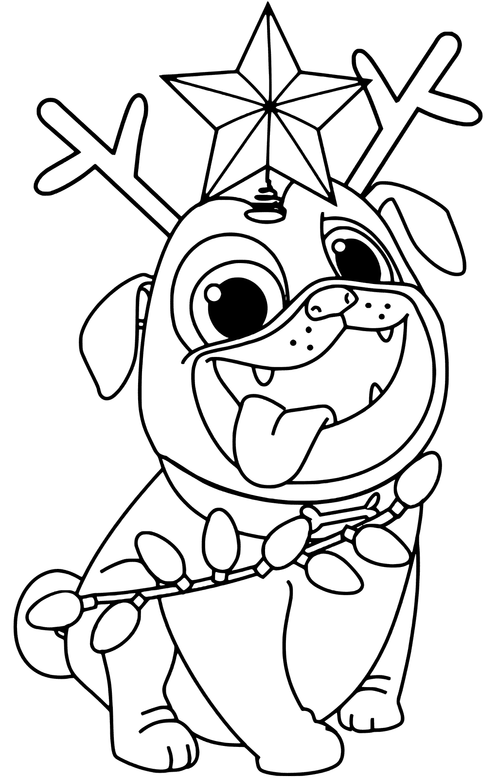 dogs pictures to print pug dog coloring pages coloring home to pictures print dogs