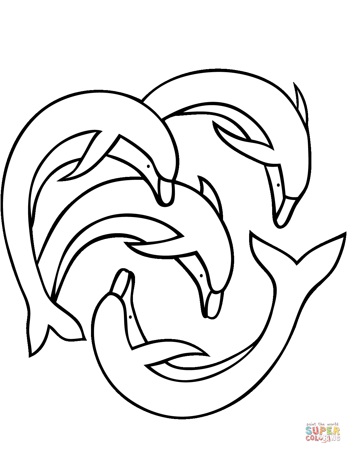 dolphins to color and print top 20 free printable dolphin coloring pages online color dolphins and to print