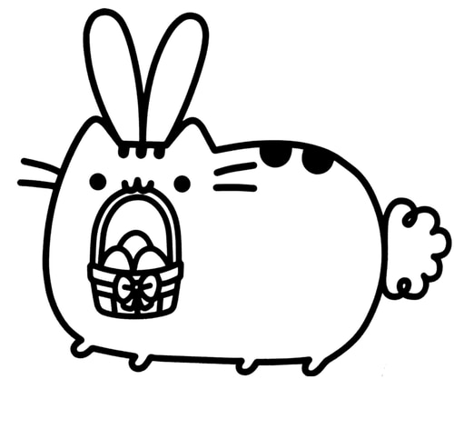 donut pusheen cat coloring pages pusheen the cat coloring pages coloring pages pusheen cat pages donut coloring