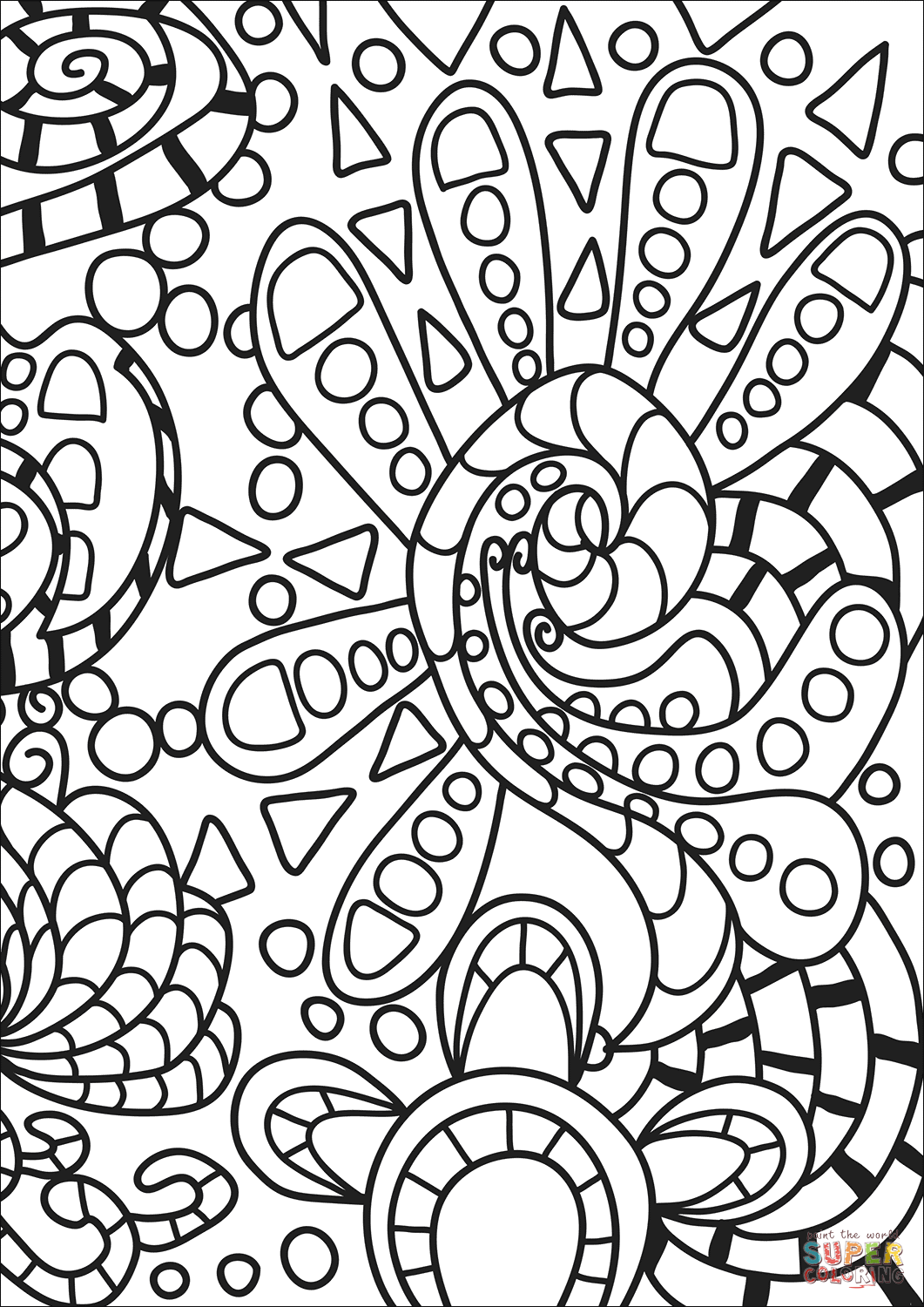 doodle art printables coloring pages printable doodles kids coloring home printables doodle art