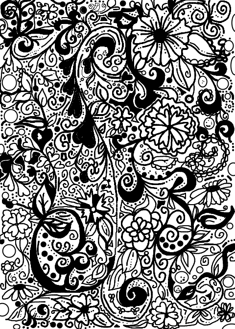 doodle art printables sweetly scrapped printable art journal pages doodle printables art