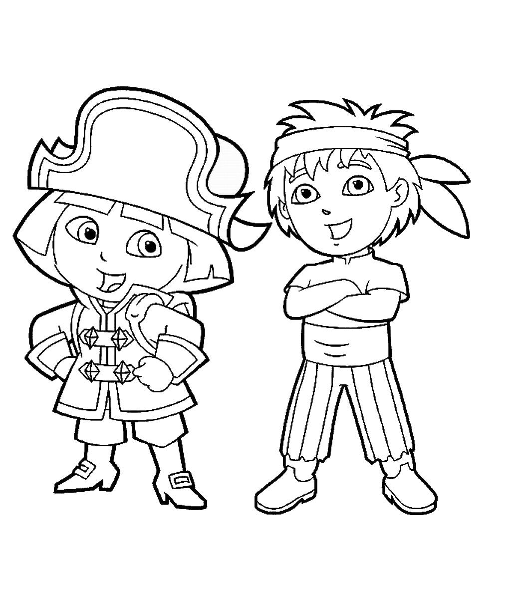 dora coloring dora the explorer coloring pages dora coloring