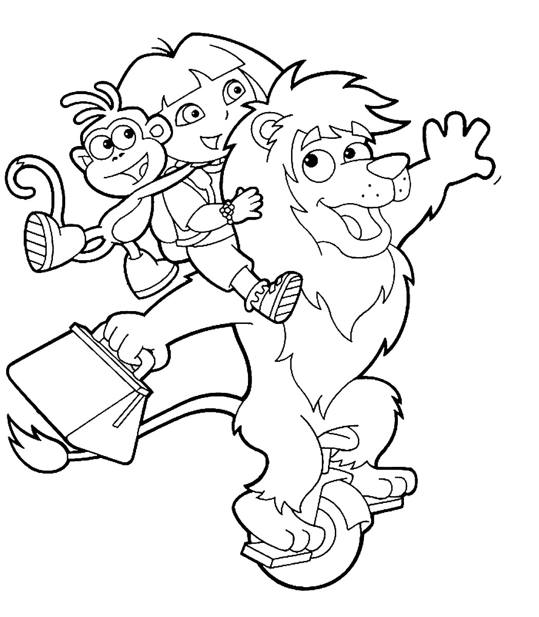 dora colouring pages printable dora printable s princess3725 coloring pages printable pages colouring dora printable