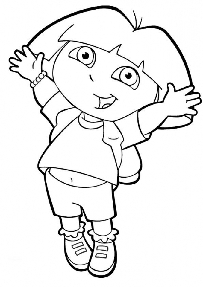 dora free coloring pages 19 dora coloring pages pdf png jpeg eps free dora pages coloring free