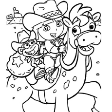 dora free coloring pages cool free coloring pages water dance dora with images coloring pages dora free
