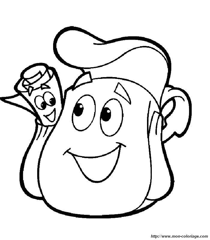 dora free coloring pages craftsactvities and worksheets for preschooltoddler and coloring free dora pages