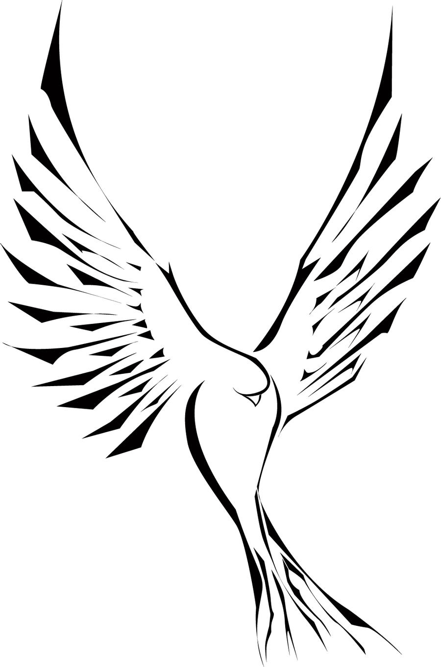 dove drawing dove free stock photo illustration of a flying dove dove drawing