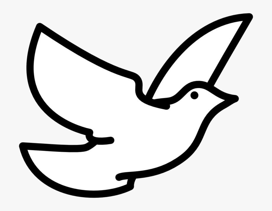 dove drawing free flying white dove sketch vector illustration stock drawing dove