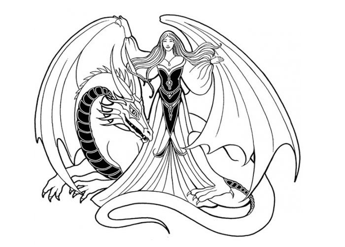 dragon coloring pages hard colouring pages 5 dragon themed coloring pages highly hard dragon pages coloring