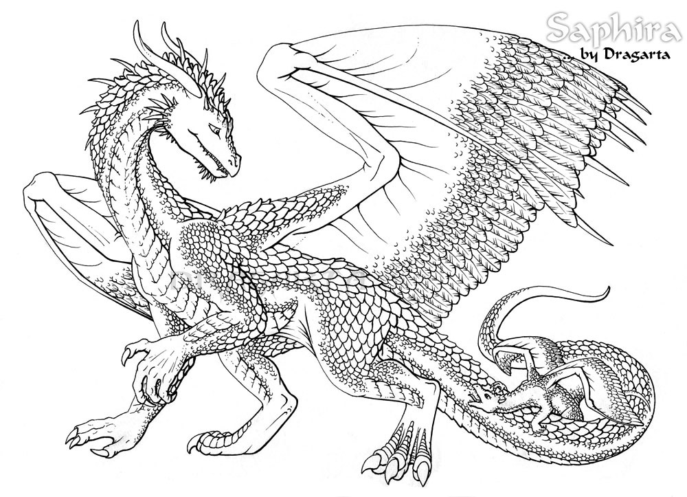 dragon coloring pages hard dragon coloring pages to download and print for free hard coloring pages dragon